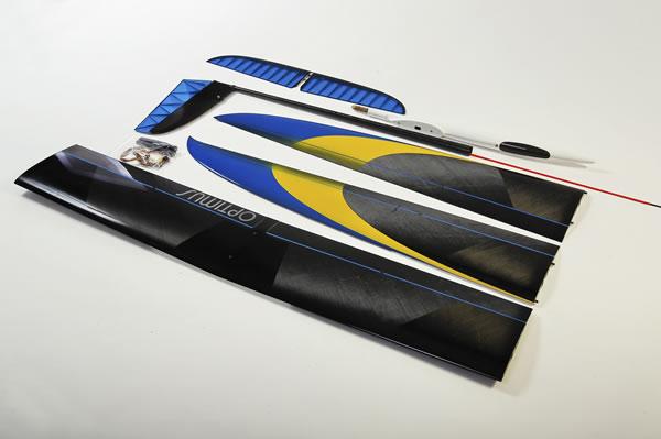Flightech | Optimus RC Glider